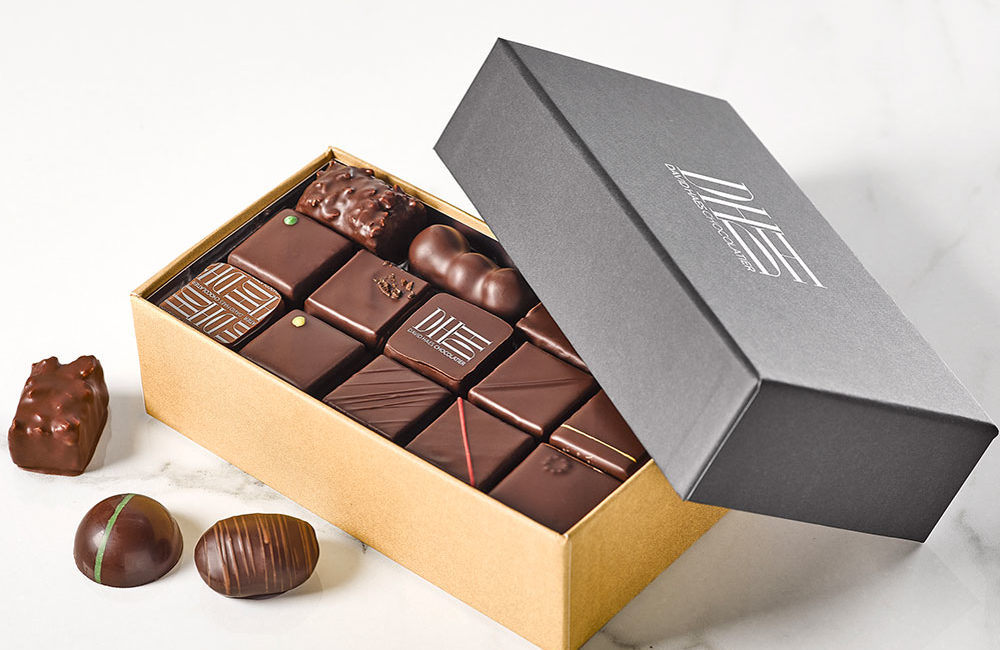 David-Haes Chocolatier Colombes Chocolats 1