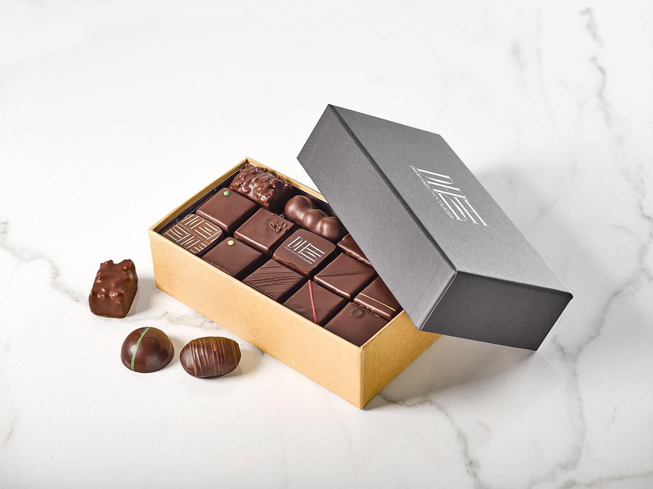 David-Haes Chocolatier Colombes Chocolats 3